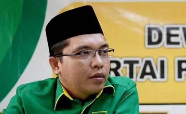 Anggota Baleg UU Cipta Kerja Achmad Baidowi