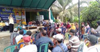 Kampanye Indra Gunawan Eet dan Syamsu Dalimunte