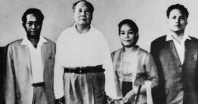 DN Aidit dan Mao Zedong
