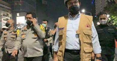 Gubernur DKI Jakarta temui pendemo