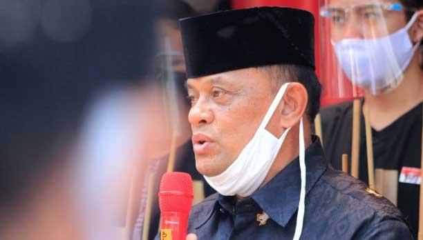 Deklarator KAMI Jenderal (Purn) Gatot Nurmantyo