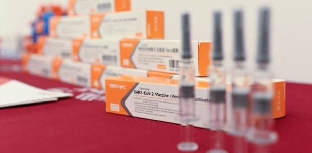 Vaksin Corona sinovac