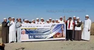 Habib Rizieq Shihab segera pulang ke Indonesia