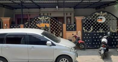 Rumah Gus Nur di Malang