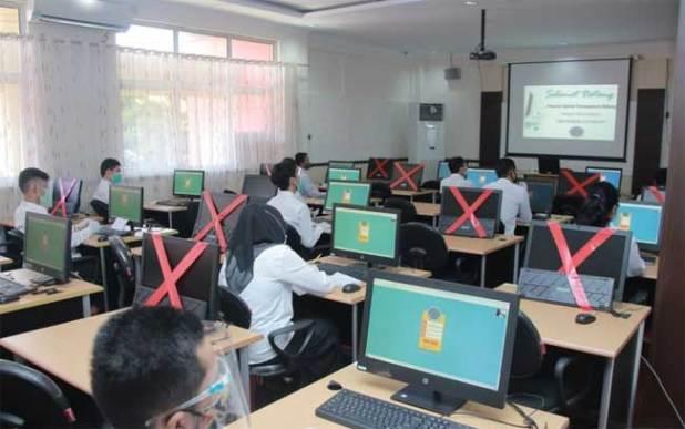 Ujian SKB CPNS Riau