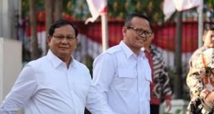 Prabowo dan Edhy Prabowo