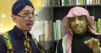 Ustaz Maheer perang twit dengan Abu Janda