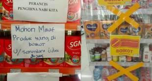 Boikot produk Prancis