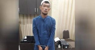 Ketua FPI Kecamatan Galang, Kabupaten Deli Serdang, Welly Putra