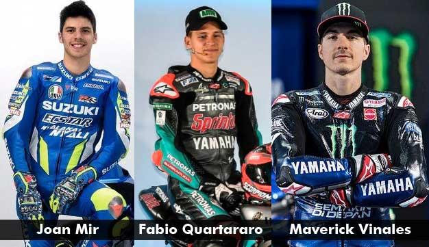 Juara baru MotoGP 2020