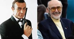 Sean Connery meninggal