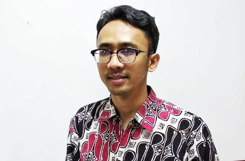 Direktur LBH Jakarta Arif Maulana