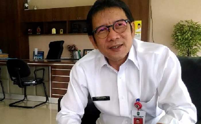 Komisaris Utama PT Riau Petroleum, Darusman