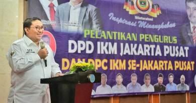 Ketua Ikatan Keluarga Minang, Fadli Zon.