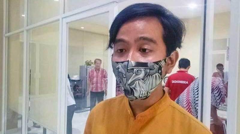 Putra Presiden Joko Widodo, Gibran Rakabuming Raka.