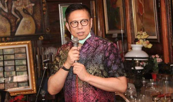 Calon Gubernur Sumatera Barat Mulyadi