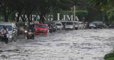 semarang banjir