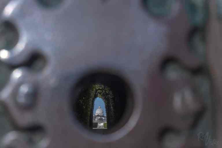 Knights of Malta Keyhole