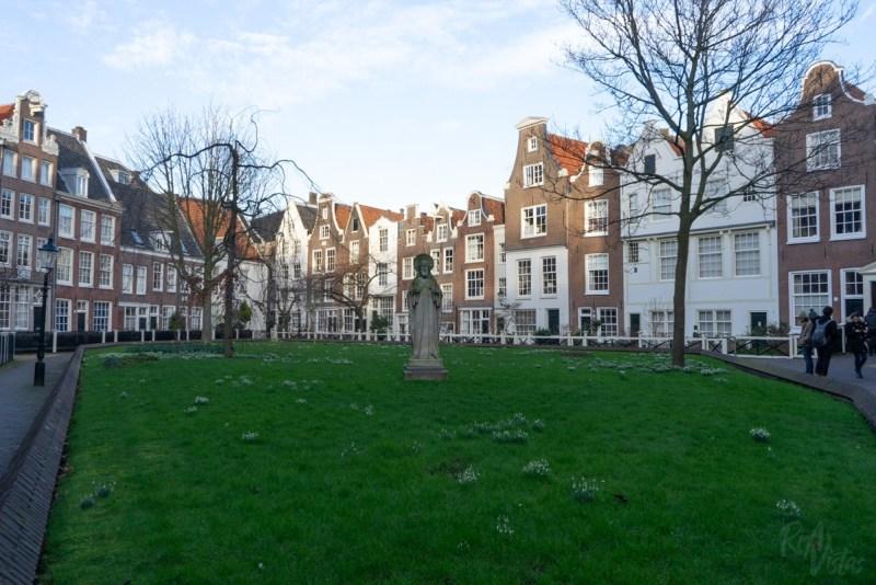 Begijnhof hidden homes, Amsterdam