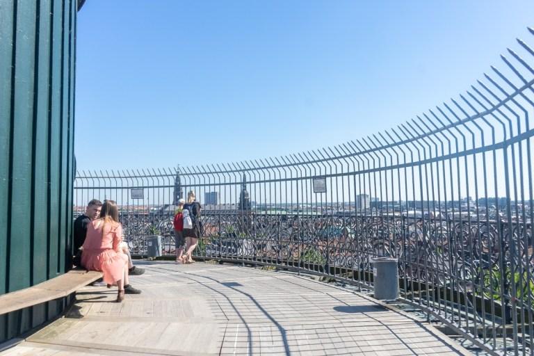 The Round Tower - viewing platform