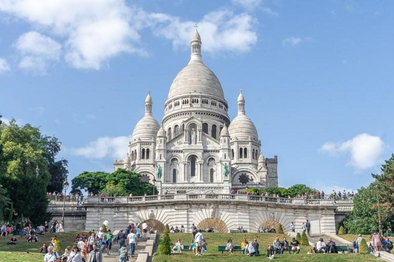 Sacré-Cœur - Paris_RiA Vistas