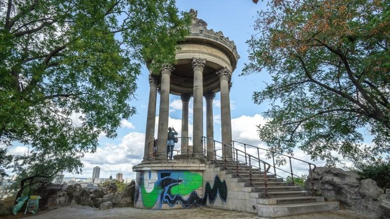 Temple de la Sibylle