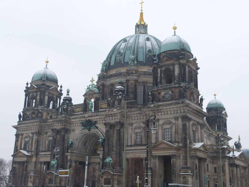 Berliner Dome - Berlin Germany_RiA Vistas