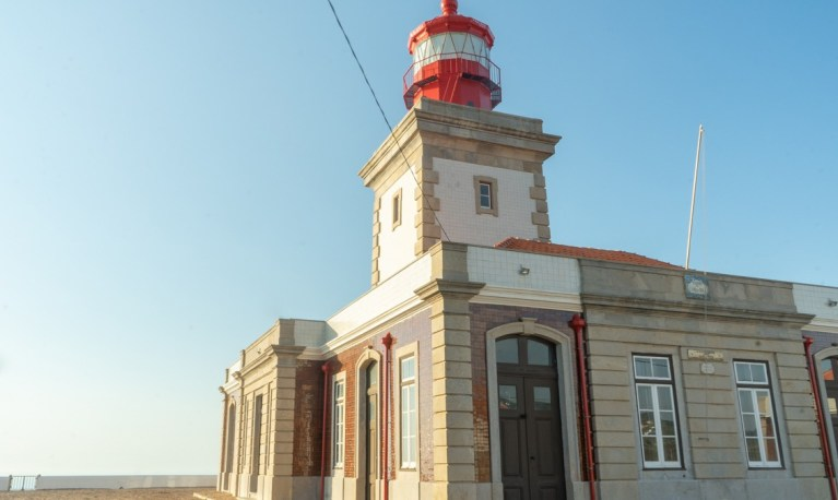 Lighthouse at Cabo da Roca Sintra