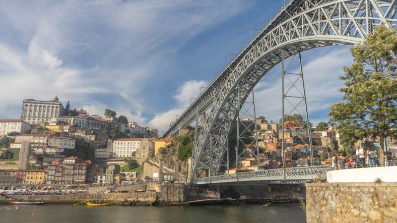 Dom Luis Bridge - Porto, Portugal