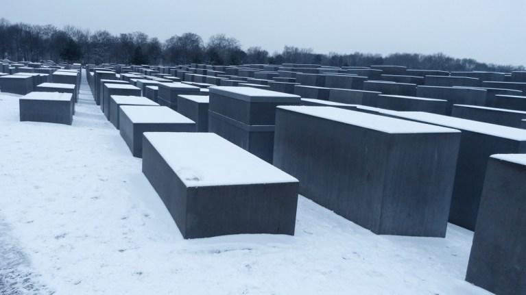 Memorial Murdered Jews - Berlin 2017