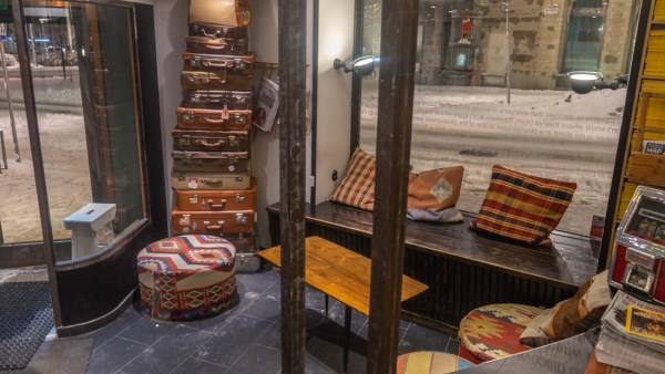 City Backpackers Hostel's quirky decor - City Backpackers Hostel's quirky decor