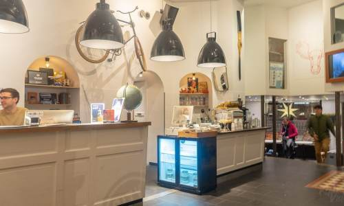 A stay at the cool City Backpackers Hostel, Stockholm