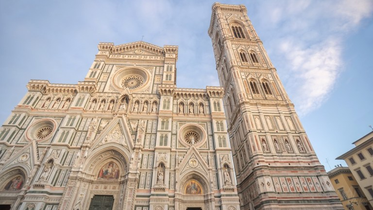 Cathedral Santa Maria Del Fiore - Florence Italy