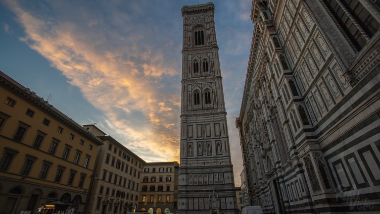 Giottos Bell Tower_Florence - Italy