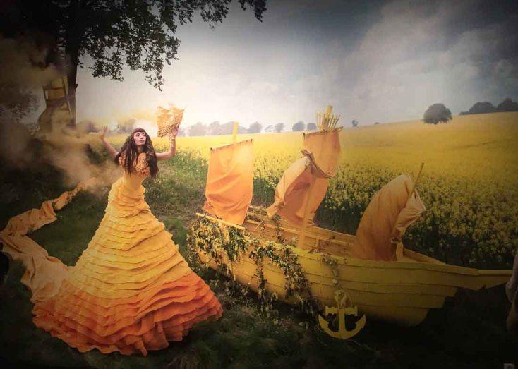 Kirsty Mitchell Wonderland - Fotografiska Stockholm