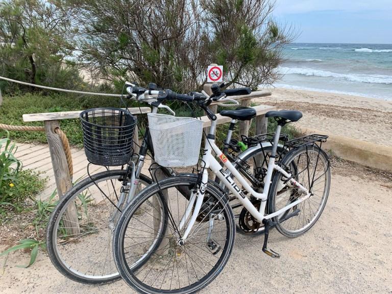 Bike ride - Formentera