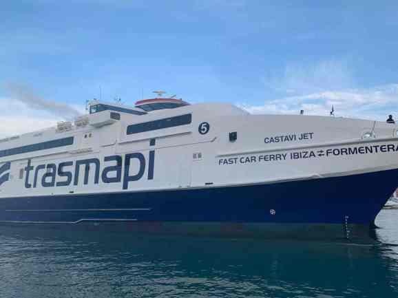 Trasmapi ferry - Ibiza Town_RiA Vistas