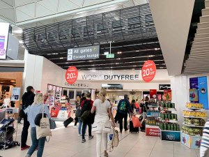 World Duty Free - Stansted airport_RiA Vistas