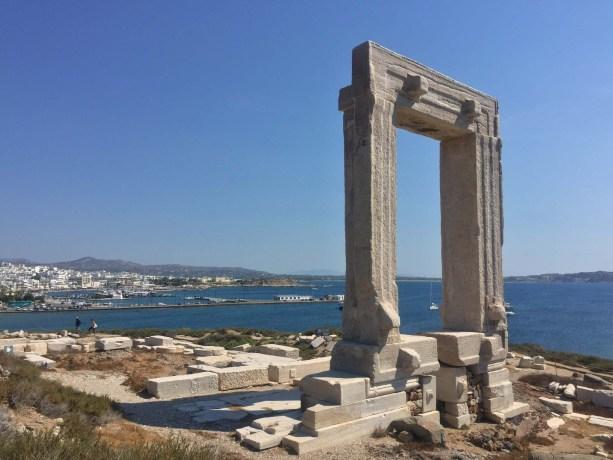Portara - Naxos_RiA Vistas