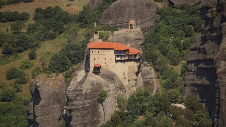 St. NicholasAnapafsas Monastery_Holy Meteora
