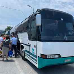KTEL Halkidiki - coach to Sithonia