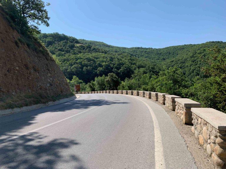 Road - Meteora
