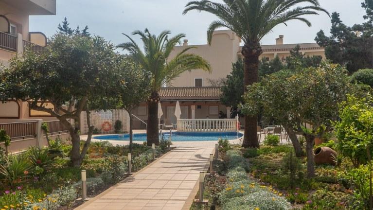 Hotel Voramar gardens - Formentera