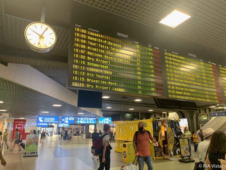 Brussels Midi train station - Belgium_RiA Vistas