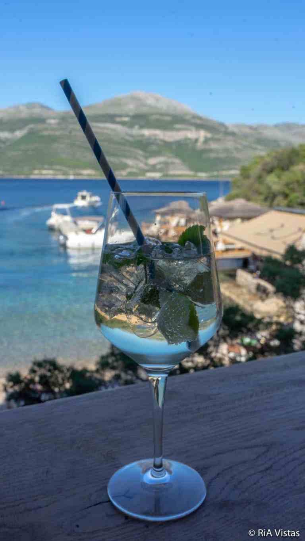Hugo Spritz - BOWA Restaurant Dubrovnik_RiA Vistas