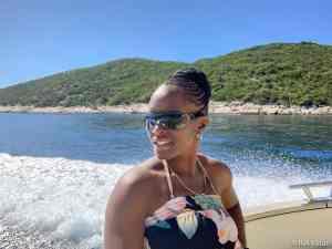 Solo travel - RiA Vistas on route to BOWA