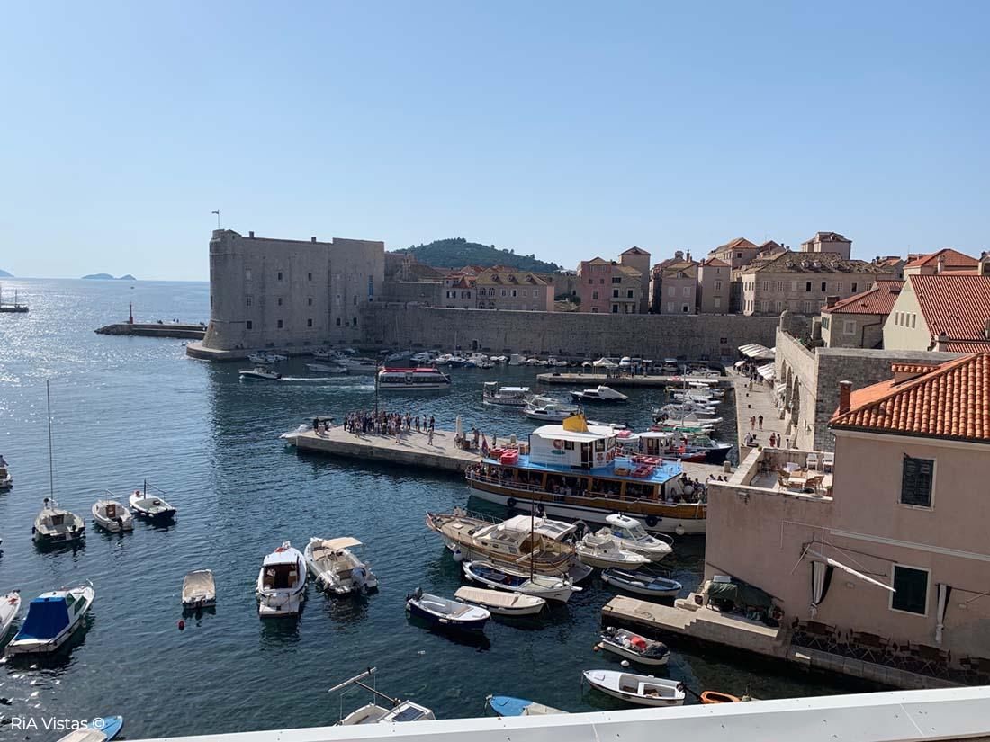 Dubrovnik Port_RiA Vistas