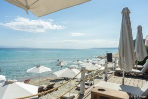 Overlooking the beach from Lotos - Halkidiki_RiA Vistas
