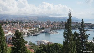 Split Town from Marjan Hill - Split_Croatia_RiA Vistas