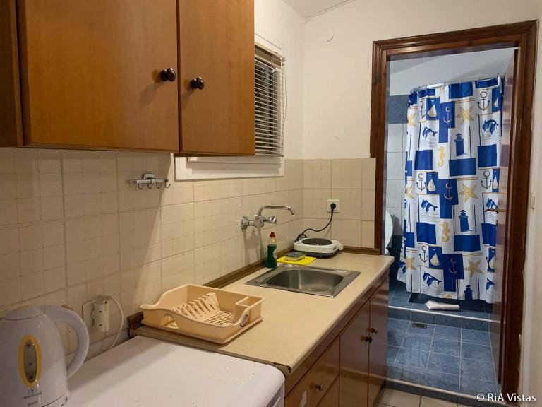 Kitchen area Kokkos Brothers studio - Kallithea_RiA Vistas